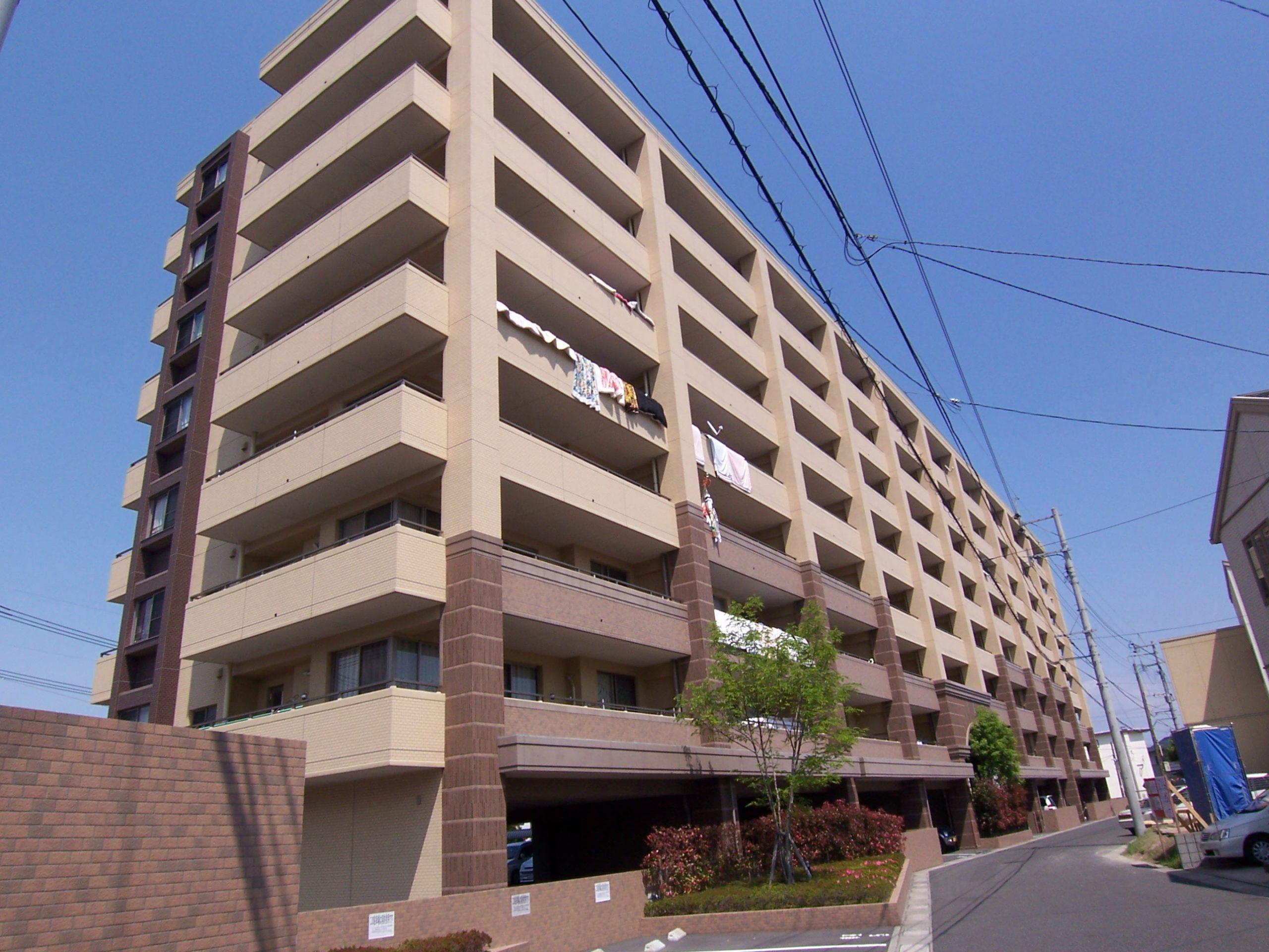 ☆新着マンション情報☆ランドシティ谷山アルベルタ7F